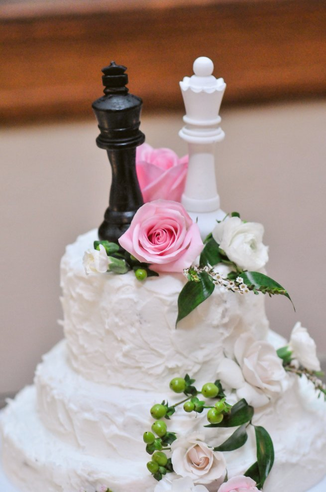 King & Queen chess piece wedding cake topper. Handmade Custom Chess Pieces by JimArnoldsChessSets on Etsy